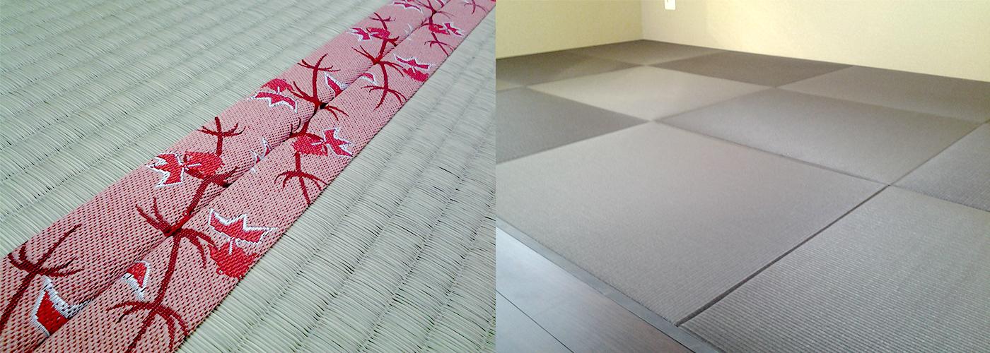 畳の施工例