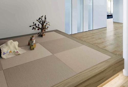 和紙素材のカラー畳