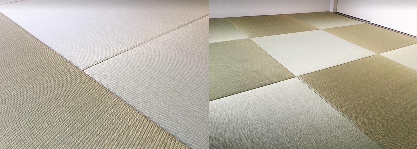 琉球畳(へりなし畳)