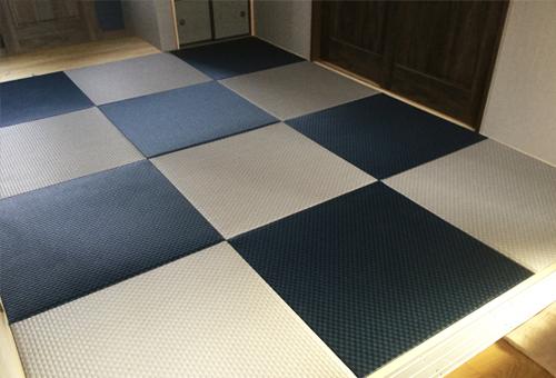和紙素材の琉球畳