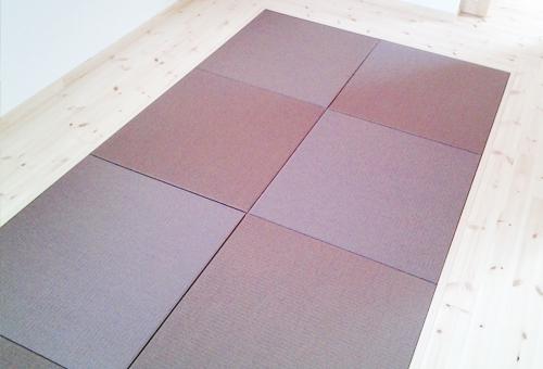 樹脂素材の琉球畳