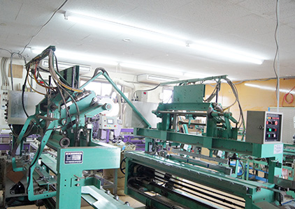 畳製作の機械